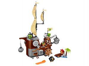 lego piggy piratenschip 75825