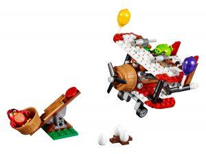 lego piggy vliegtuigaanval 75822