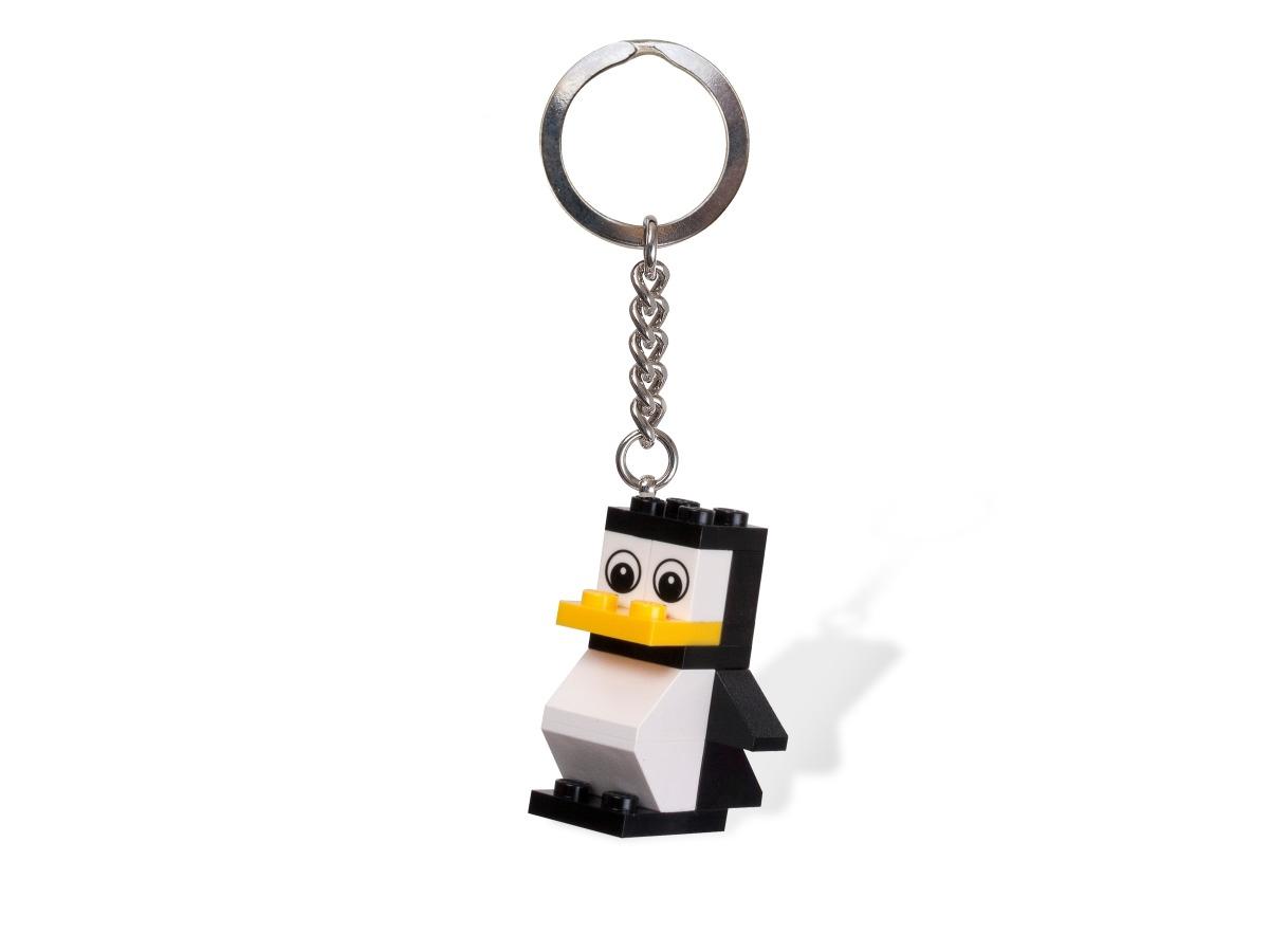 lego pinguinsleutelhanger 852987
