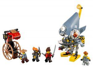 lego piranha aanval 70629