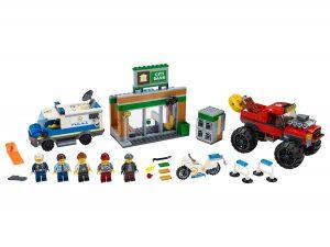 lego politiemonstertruck overval 60245