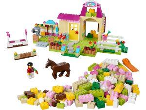 lego pony boerderij 10674