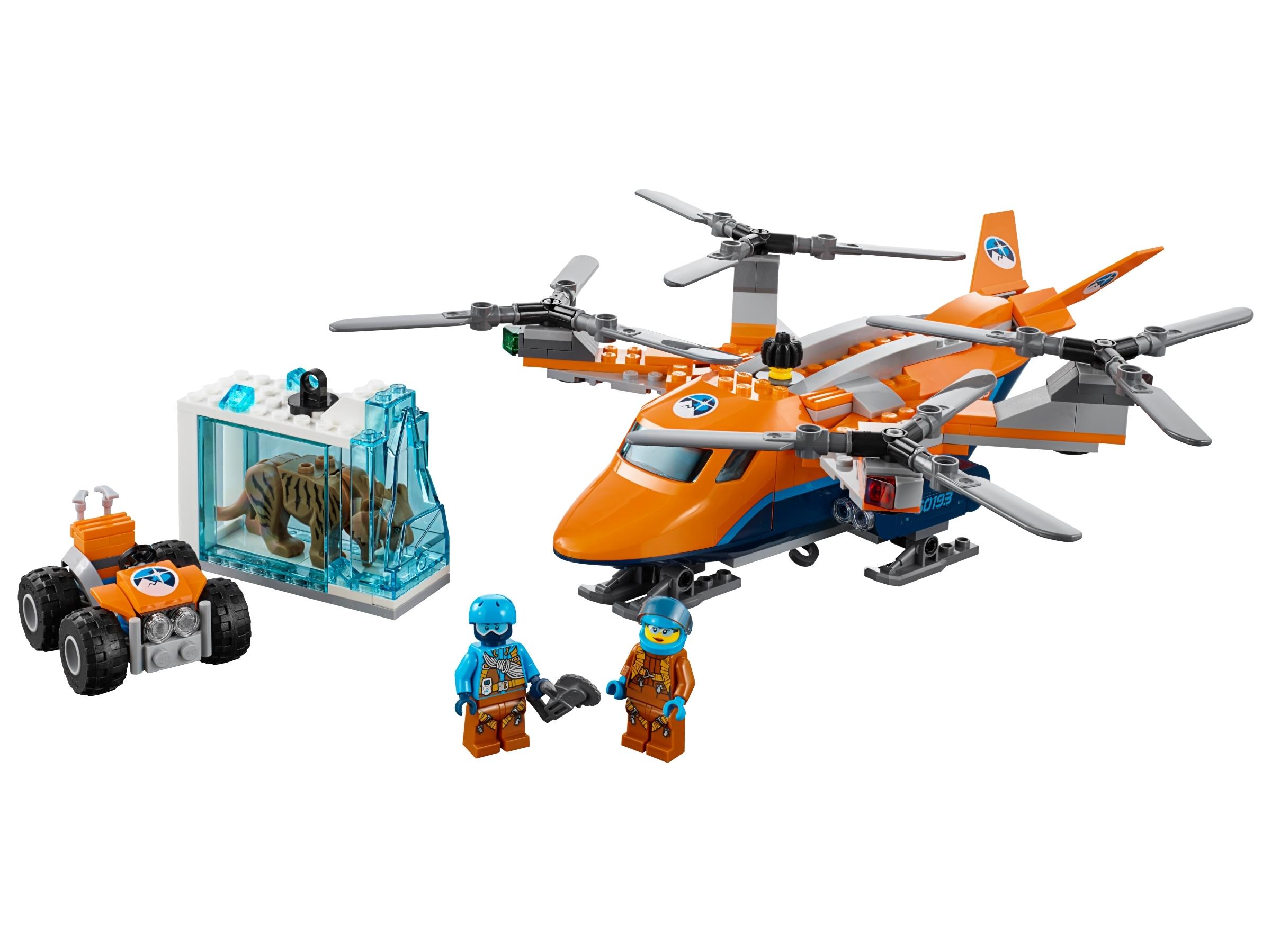 lego poolluchttransport 60193