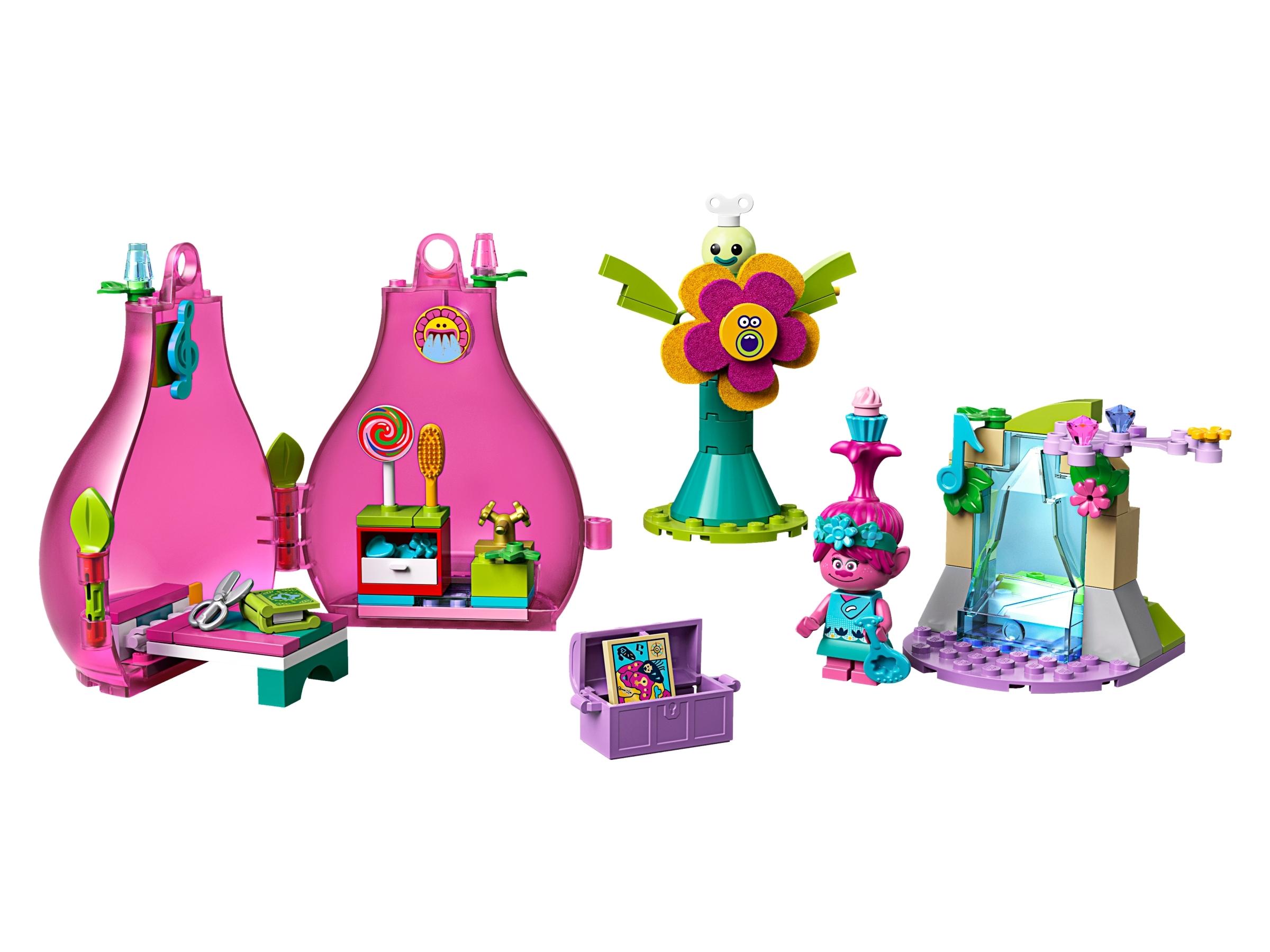 lego poppys huisje 41251