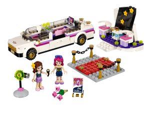 lego popster limousine 41107