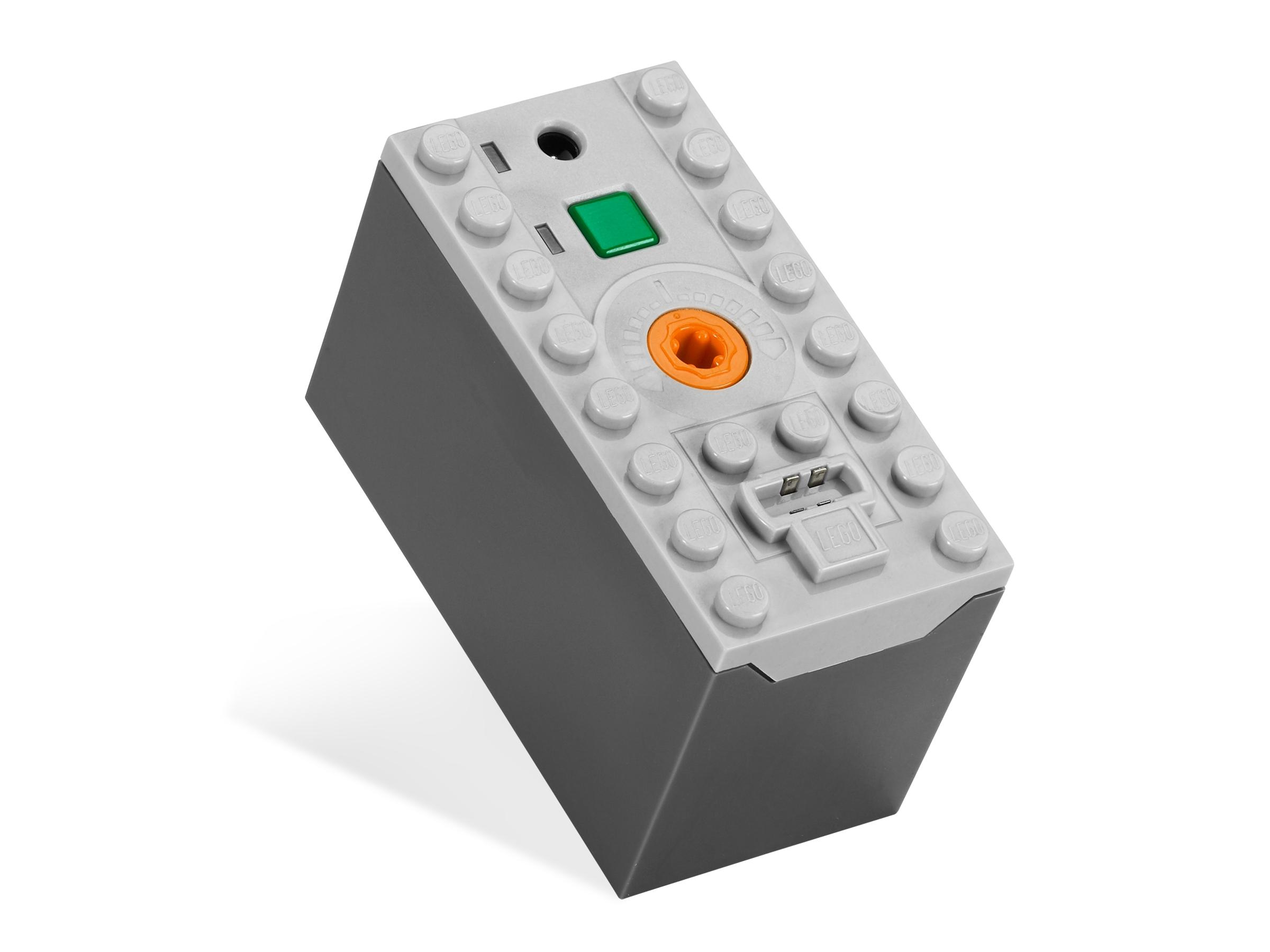 lego powerfuncties oplaadbare batterijhouder 8878