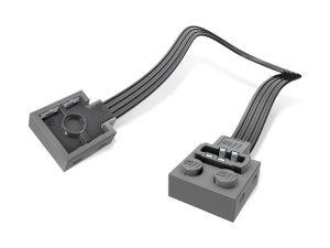 lego powerfuncties verlengsnoer 20 cm 8886