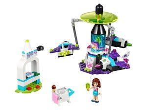 lego pretpark ruimtevlucht 41128