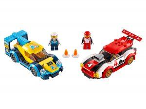 lego racewagens 60256