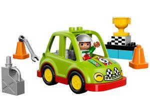 lego rallyauto 10589