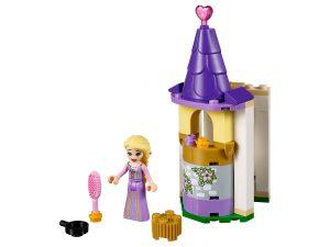 lego rapunzels kleine toren 41163