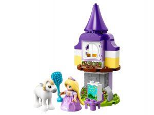 lego rapunzels toren 10878