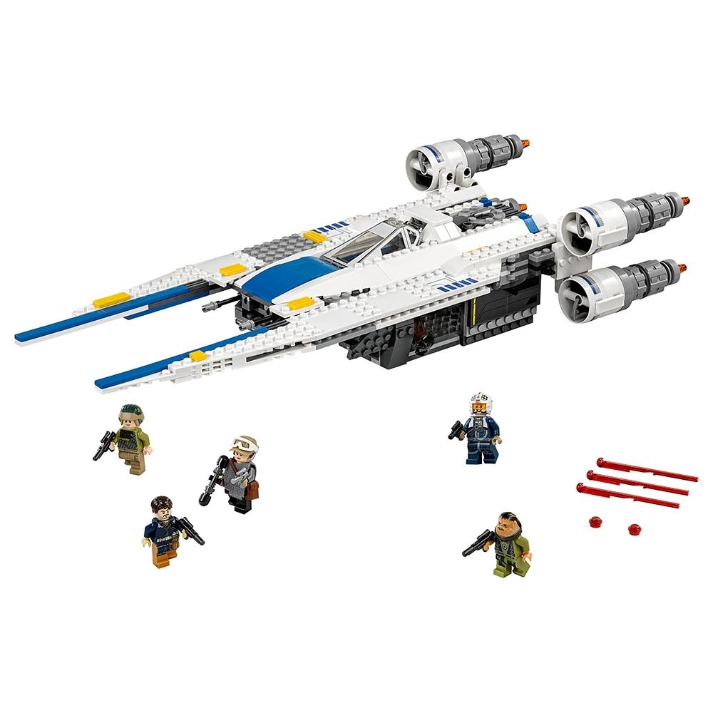 lego rebel u wing fighter 75155
