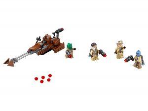lego rebels alliance battle pack 75133
