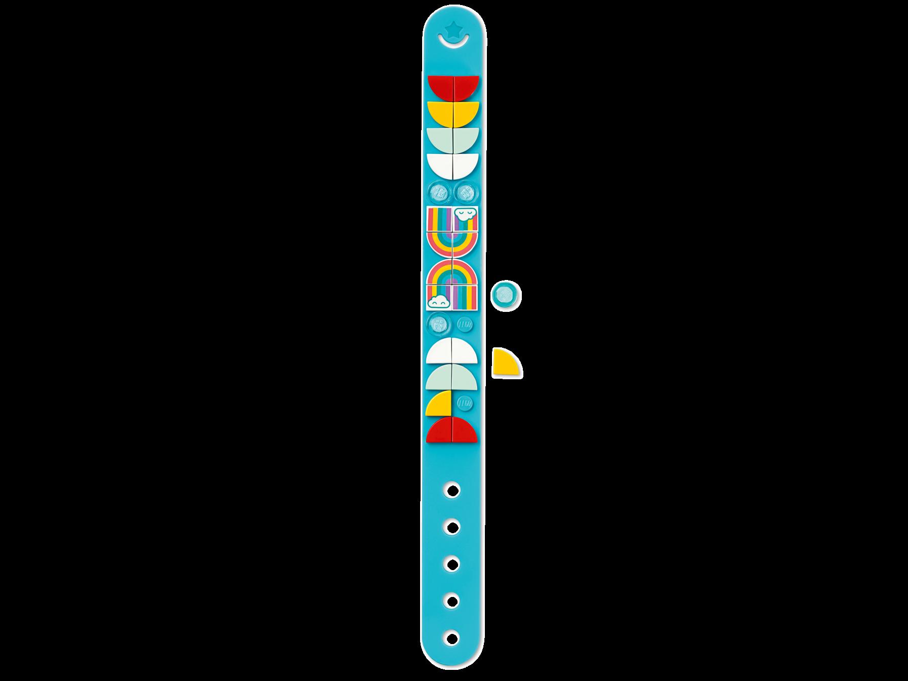 lego regenboog armband 41900