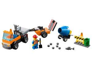 lego reparatietruck 10750