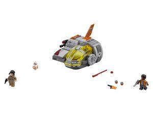 lego resistance transport pod 75176