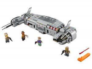 lego resistance troop transporter 75140
