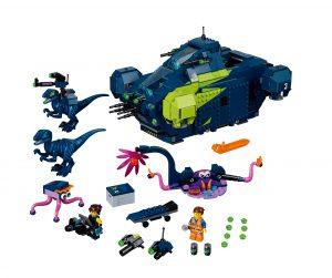 lego rexs verkenner 70835