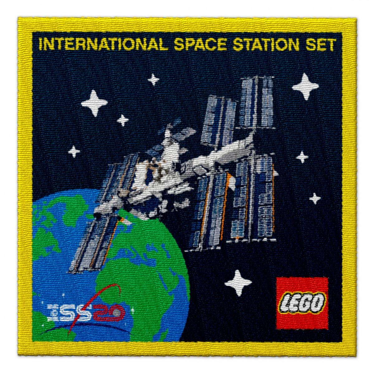 lego ruimte patch 5006148