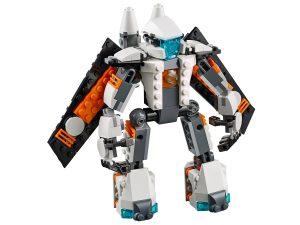 lego ruimte robot 31034