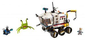 lego ruimte rover verkenner 31107
