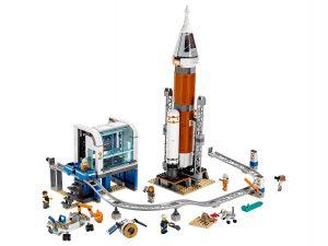 lego ruimteraket en vluchtleiding 60228