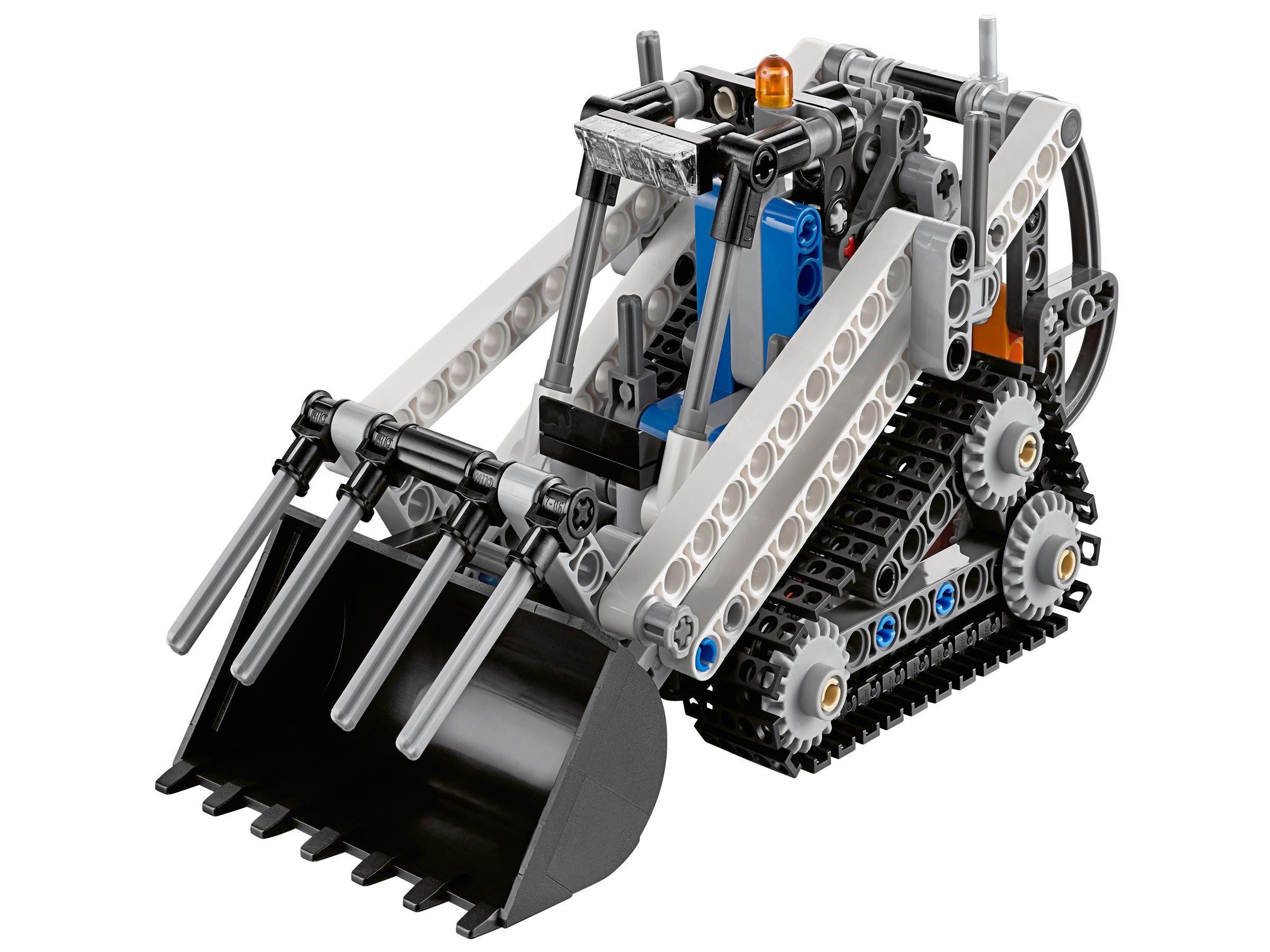 lego rupsband graafmachine 42032