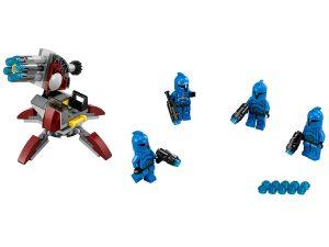 lego senate commando troopers 75088