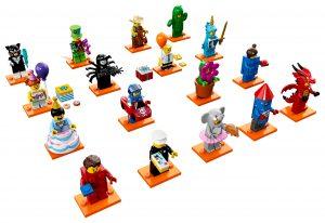 lego serie 18 feestje 71021