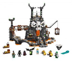 lego skull sorcerers kerkers 71722