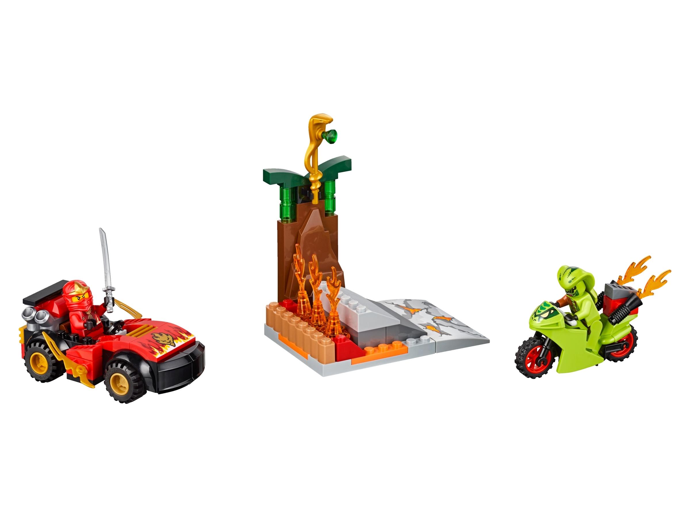 lego slangenduel 10722