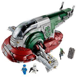 lego slave i 75060