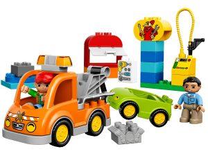 lego sleepwagen 10814