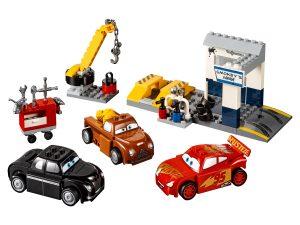 lego smokeys garage 10743