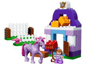 lego sofia het prinsesje koninklijke paardenstal 10594