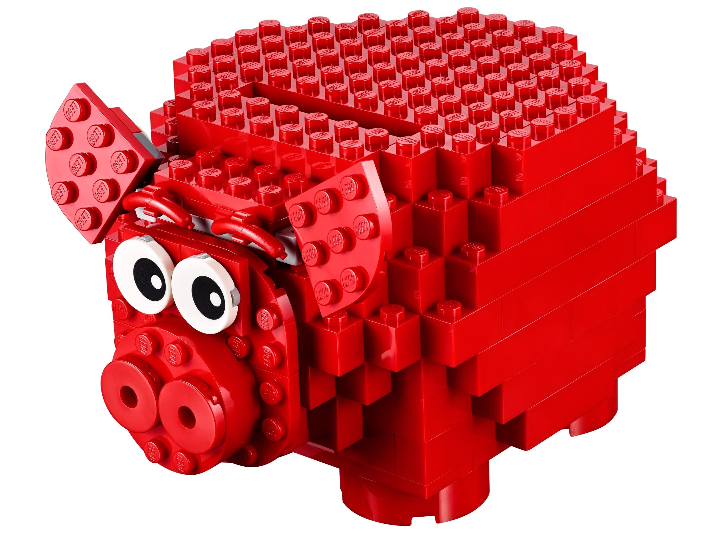 lego spaarvarken 40155