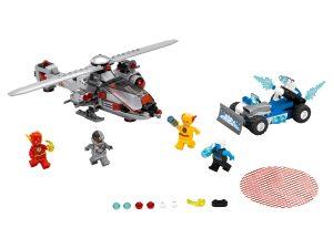lego speed force vriesachtervolging 76098