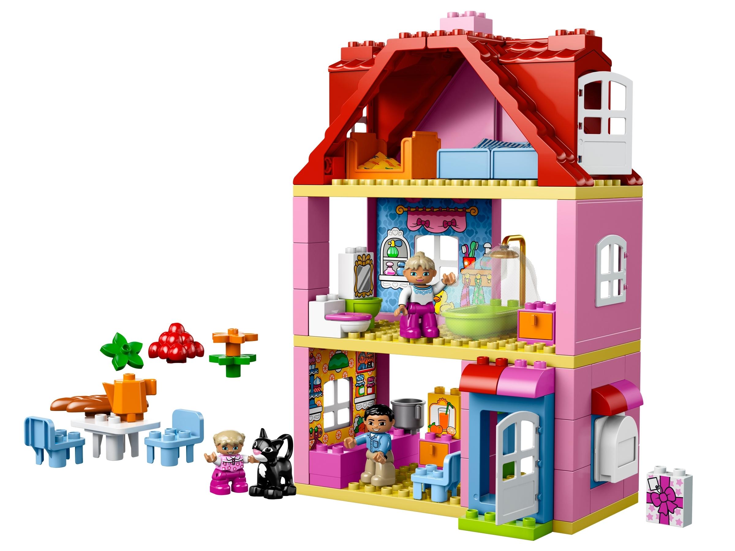 lego speelhuis 10505