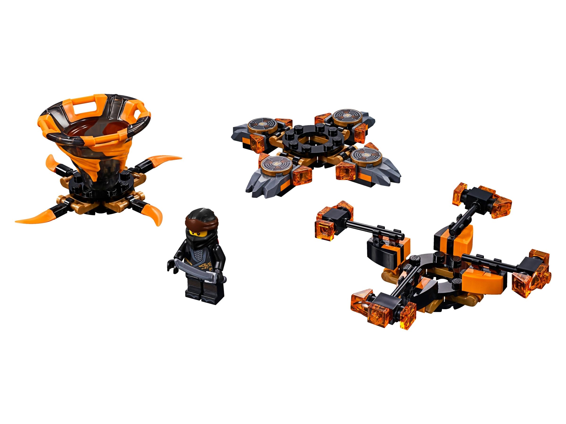 lego spinjitzu cole 70662