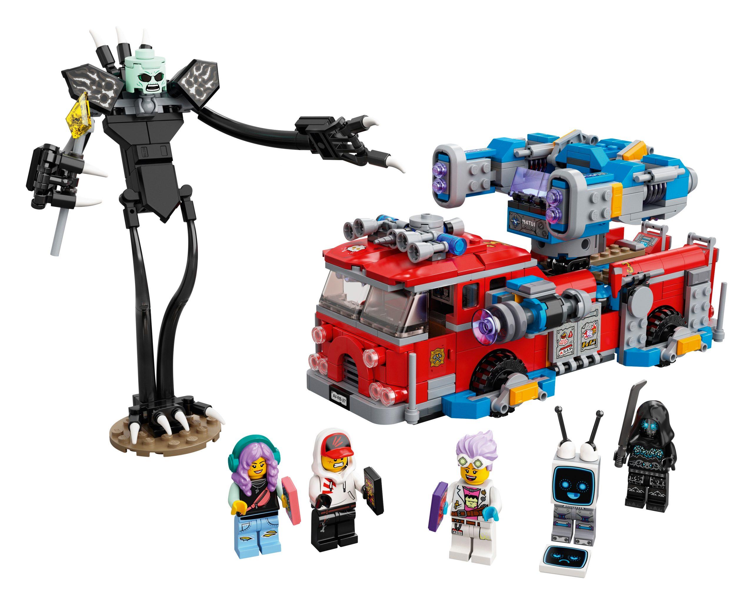 lego spookbrandweerauto 3000 70436 scaled