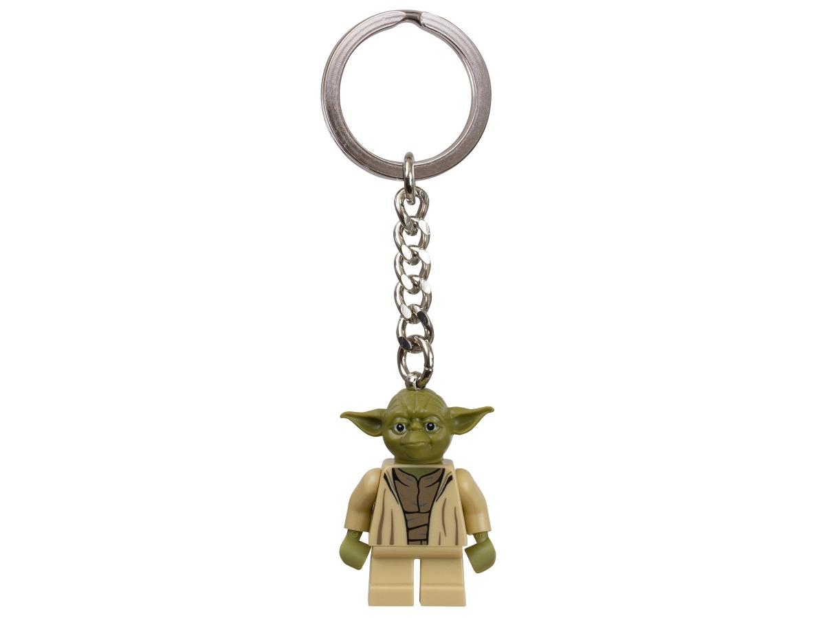lego star wars yoda sleutelhanger 853449
