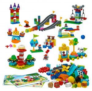 lego steam park 45024
