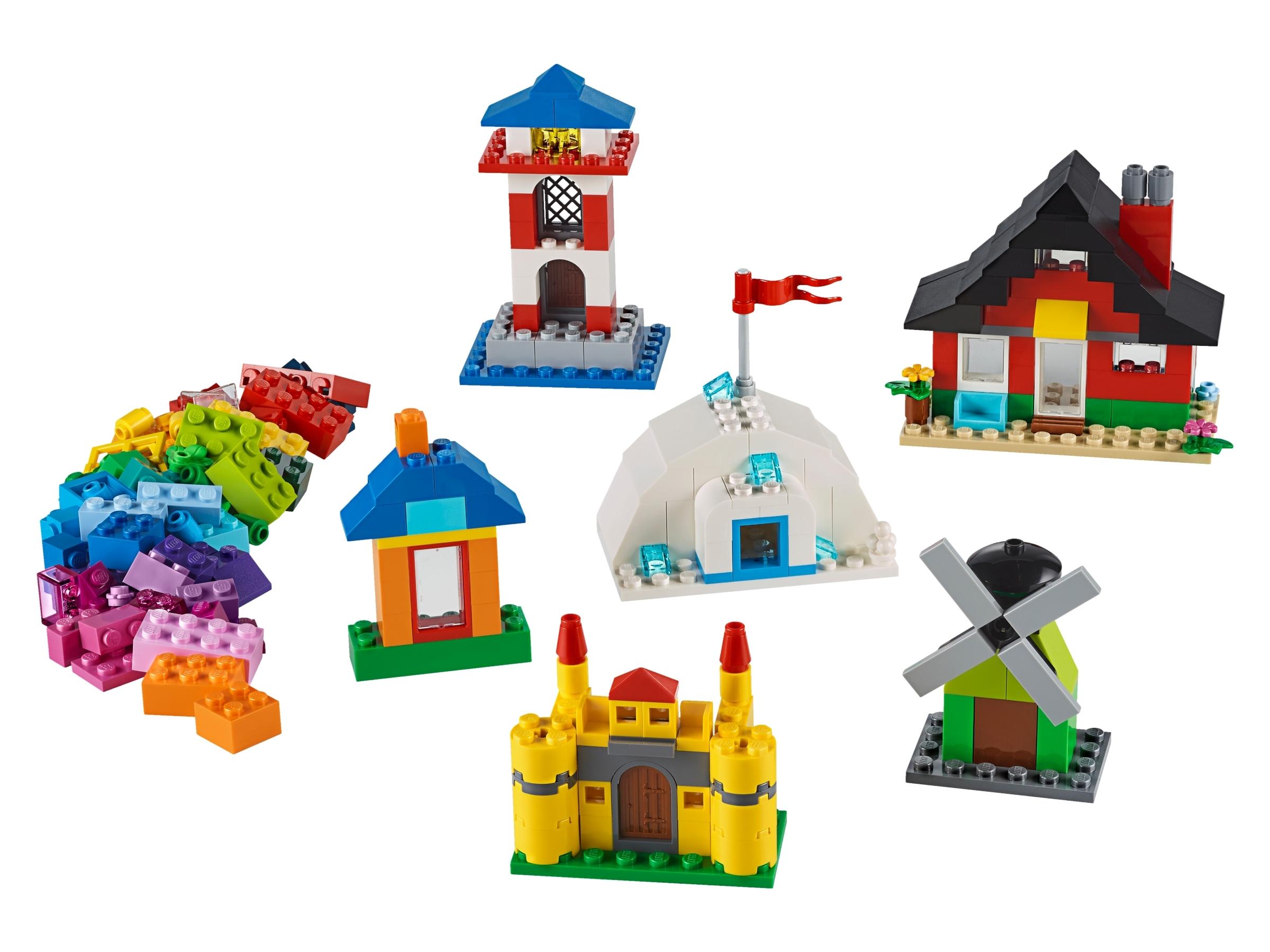 lego stenen en huizen 11008