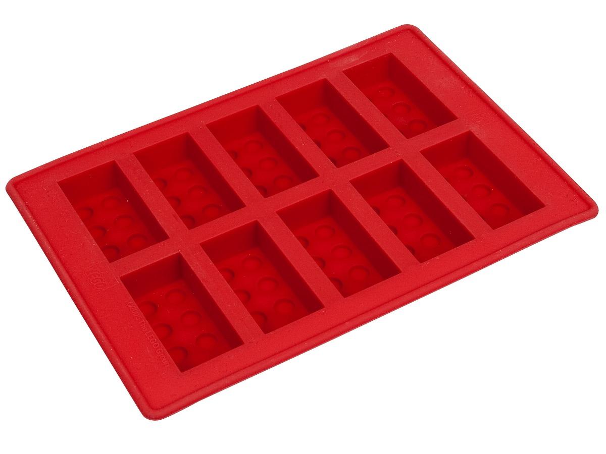 lego stenen ijsblokjesvorm rood 852768