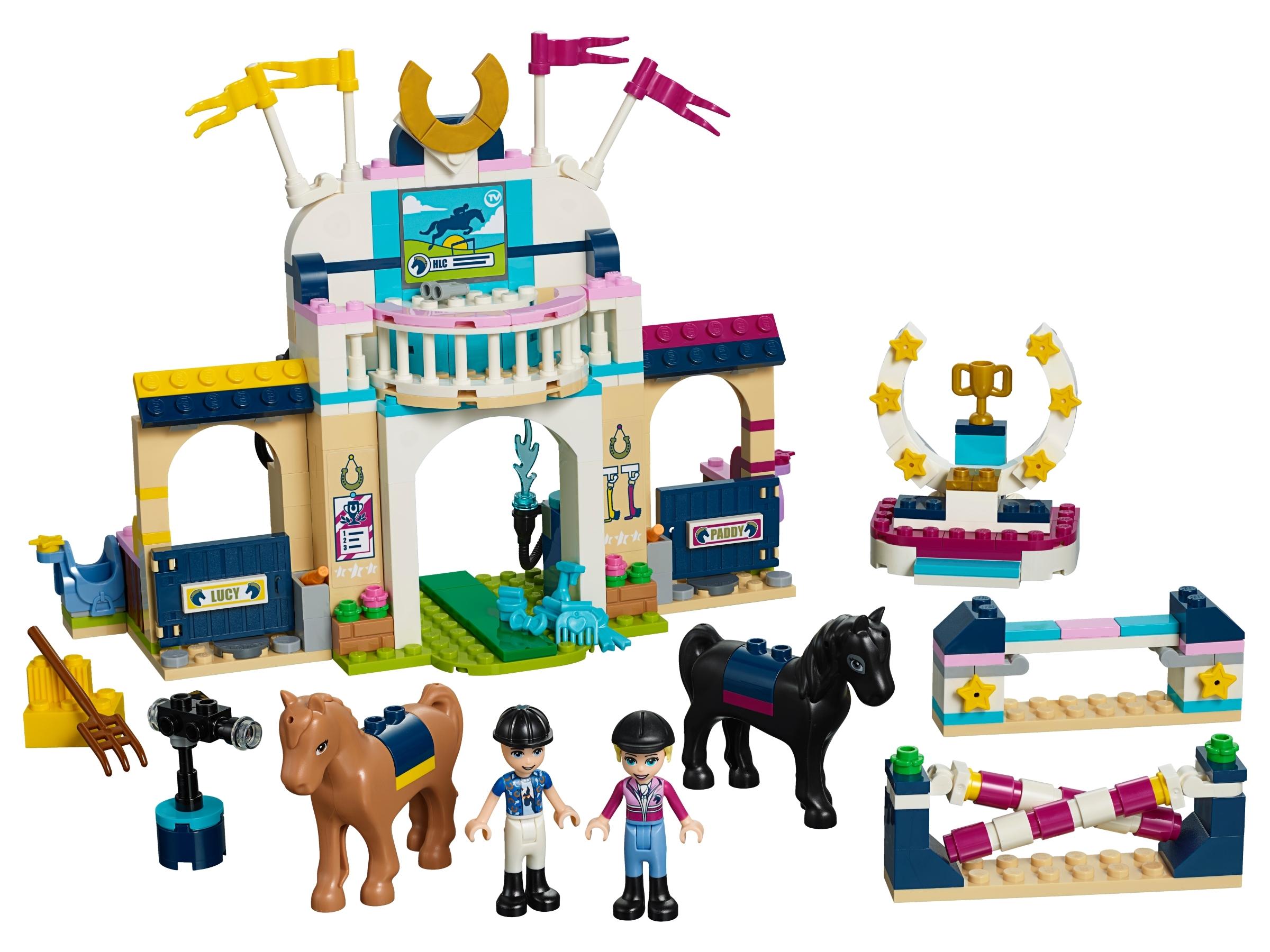 lego stephanies paardenconcours 41367