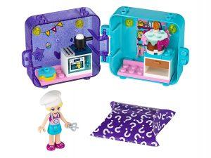 lego stephanies speelkubus 41401