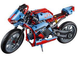 lego straatmotor 42036