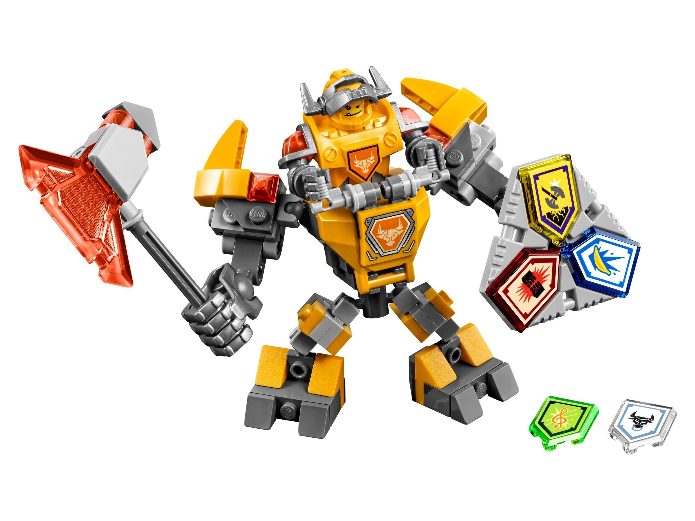 lego strijdharnas axl 70365