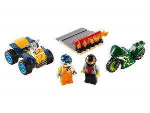 lego stuntteam 60255